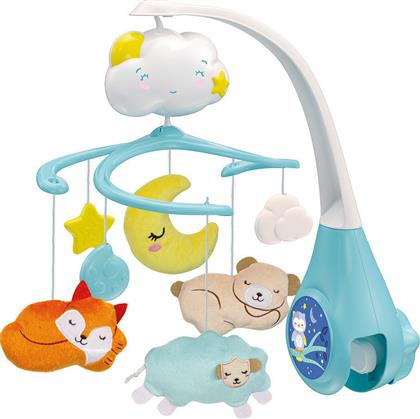 Clementoni Sweet Cloud Cot Mobile από το Moustakas Toys