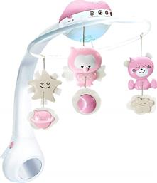Infantino Musical Mobile 3 in 1 Projector Pink από το Plus4u