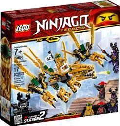 Lego Ninjago: The Golden Dragon