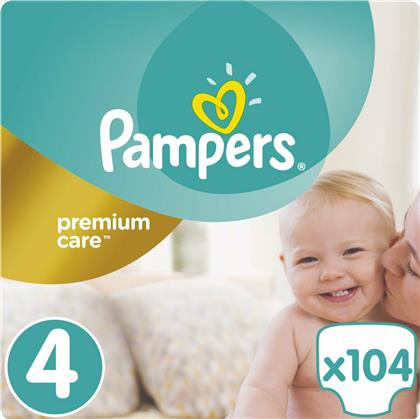 Pampers Premium Care No 4 (8-14Kg) 104 τμχ από το Pharm24
