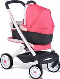 MC&Q Combi Pushchair & Pram Pink/Black
