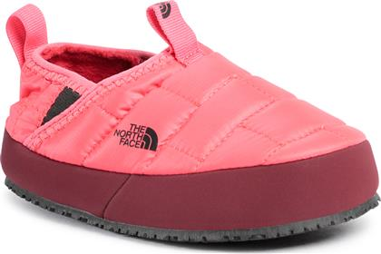 The North Face Youth Thermoball Traction Mule NF0A39UXTJF1 Ροζ