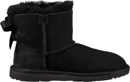 Ugg Australia Mini Bailey Bow II 1017397 Black από το MyShoe